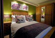 Our warm and inviting bedrooms